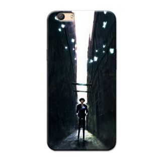 COWBOY BEPOP BACK COVER FOR OPPO F1 S