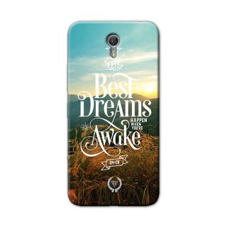 BEST DREAMS  BACK COVER FOR LENOVO ZUK Z1