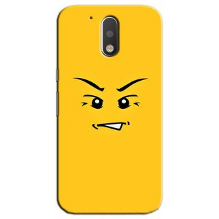JUST THE FACE BACK COVER FOR MOTOROLA MOTO G4 PLUS