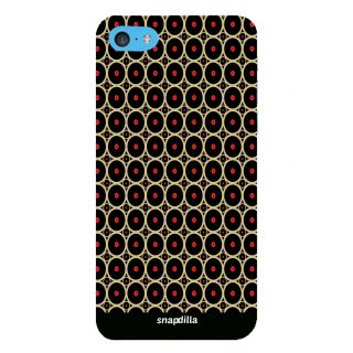 Snapdilla Gorgeous Tiny Donut Pattern Trendy Cute Cell Cover For Apple IPod Touch 6