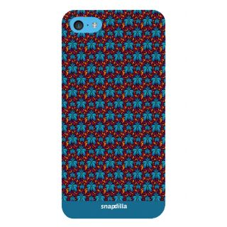 Snapdilla Modern Floral Pattern Lovely Looking Cool Trendy Smartphone Case For Apple IPod Touch 6