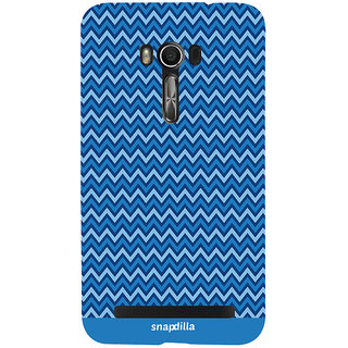 Snapdilla Artistic Latest Modern Stripes Pattern Good Looking Lovely Phone Case For Asus Zenfone Go ZC500TG