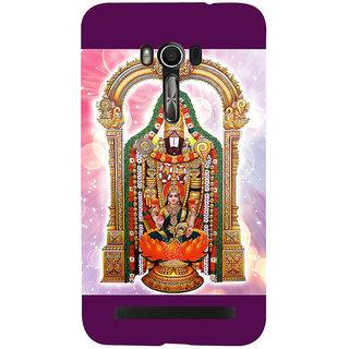 Snapdilla Devotional Lord Tirupathi Venkateswara Balaji Perumal Govinda 3D Print Cover For Asus Zenfone Go ZC500TG