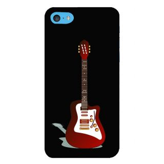 Snapdilla Rocking Musical Electric Guitar Stylish Smartphone Case For Apple IPod Touch 6