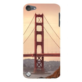 Snapdilla Creative Modern Art Golden Gate Bridge Architecture Stylish Phone Case For Apple IPod Touch 5