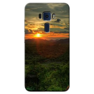 THE SUNRISE BACK COVER FOR ASUS ZENFONE 3 5.2