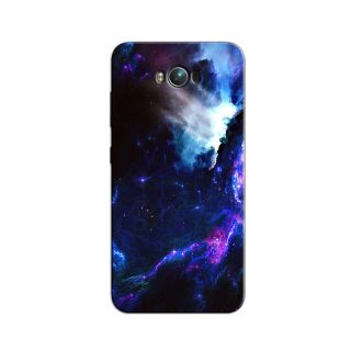 PURPLE SKY BACK COVERFOR ASUS ZENFONE MAX  ZC550KL