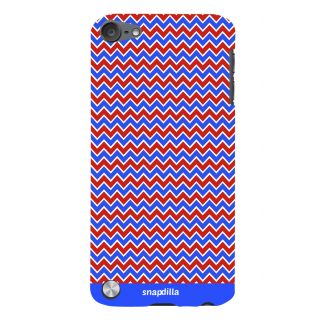 Snapdilla Trendy Looking Latest Stripes Pattern Simple Lovely Modern Mobile Cover For Apple IPod Touch 5