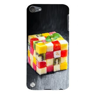 Snapdilla Colorful Mixed Fruit Design Rubik'S Cube Different Modern Wonderful Mobile Case For Apple IPod Touch 5