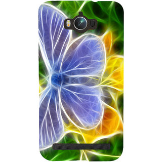 Snapdilla Simple Looking Artistic Colorful Butterfly Mind Blowing Pretty Beautiful Smartphone Case For Asus Zenfone Max ZC550KL :: Asus Zenfone Max ZC550KL 2016 :: Asus Zenfone Max ZC550KL 6A076IN