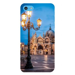 Snapdilla Wonderful Artistic Vintage Building Impressive Lively Architecture Mobile Case For Apple IPod Touch 6