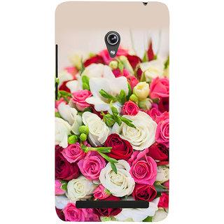Snapdilla Cute Impressive Stunning Beautiful Rose Flowers Best Designer Case For Asus Zenfone 6 A600CG