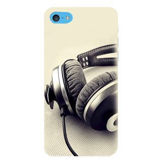 Snapdilla White Background Love Dj Party Hip Hop Music Beat Headphone Phone Case For Apple IPod Touch 6