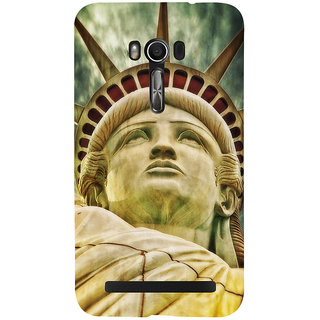 Snapdilla Hollywood  America Foreign Hollywood Statue Of Liberty Mobile Pouch For Asus Zenfone Go ZC500TG