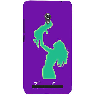Snapdilla Good Looking True Love Quote Mothersday Gift Superb Lovely Cell Cover For Asus Zenfone 6 A600CG