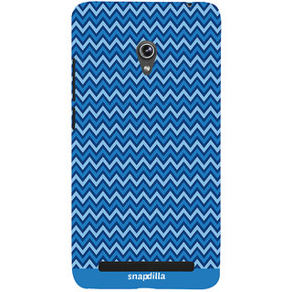 Snapdilla Artistic Latest Modern Stripes Pattern Good Looking Lovely Phone Case For Asus Zenfone 6 A600CG