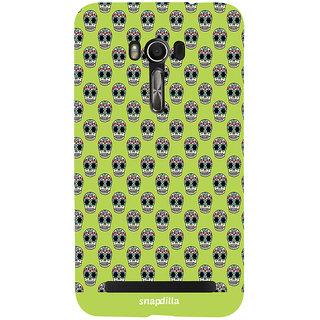 Snapdilla Awesome Looking Different Pattern Funky Modern Cool Trendy Phone Case For Asus Zenfone Go ZC500TG