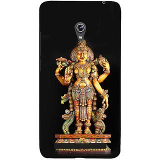Snapdilla Hindu Religious Lord Vishnu Spiritual Devotional Idol Deity Designer Case For Asus Zenfone 6 A600CG