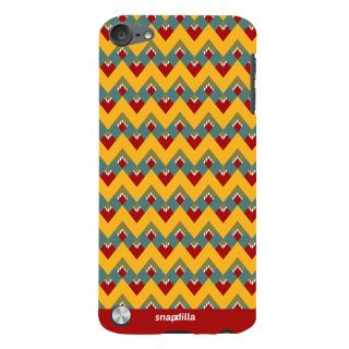 Snapdilla Different Looking Colorful Pattern Latest Marvellous Simple Cell Cover For Apple IPod Touch 5