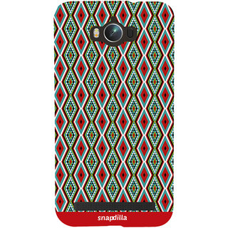 Snapdilla Cool Looking Wonderful Artistic Diamond Pattern Stunning Beautiful Mobile Pouch For Asus Zenfone Max ZC550KL :: Asus Zenfone Max ZC550KL 2016 :: Asus Zenfone Max ZC550KL 6A076IN