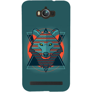 Snapdilla Animation Wild  Fox Symbol Cool Simple Different Phone Case For Asus Zenfone Max ZC550KL :: Asus Zenfone Max ZC550KL 2016 :: Asus Zenfone Max ZC550KL 6A076IN