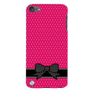 Snapdilla Pretty Pinky Dots Pattern Trendy Cool Girly Mobile Case For Apple IPod Touch 5