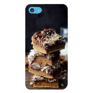 Snapdilla Chocolate Cake Desert Lovers Unique Cool Mobile Pouch For Apple IPod Touch 6