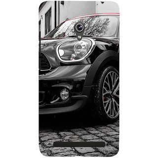 Snapdilla Vintage Best Classic Race Car Sports Lovers Mobile Case For Asus Zenfone 6 A600CG