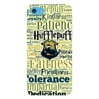Snapdilla Patience Tolerance Dedication Typography Branded Hollywood English Back Cover For Apple IPod Touch 6