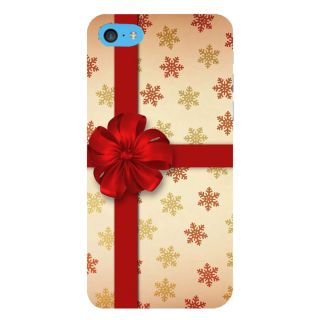 Snapdilla Unique Colorful Snow Flakes Pattern Beautiful Red Flower Gift Wrap Cell Cover For Apple IPod Touch 6