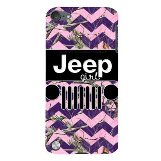 Snapdilla Lovely Cute Different Pattern Vintage Jeep Girl Quote Simple Best Designer Case For Apple IPod Touch 5