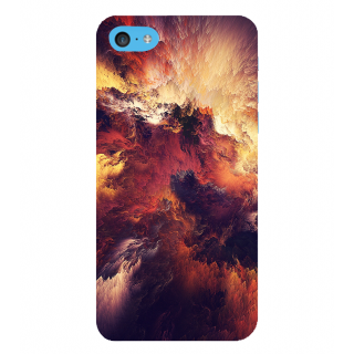 Snapdilla Sunset Theme Colorful Artistic Animation Hd Photography Painting Cell Cover For Apple IPod Touch 6