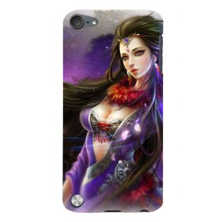 Snapdilla Stylish Modern Sexy Hollywood Stunning Milky Beauty Lady Cell Cover For Apple IPod Touch 5
