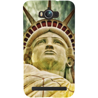Snapdilla Hollywood  America Foreign Hollywood Statue Of Liberty Mobile Pouch For Asus Zenfone Max