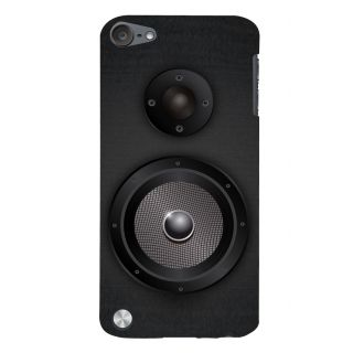 Snapdilla Party Theme Audio Speakers Best Sound Systems Music Lovers Rocking Phone Case For Apple IPod Touch 5