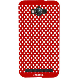 Snapdilla Beautiful Rangoli Creative Dots Pattern Stylish Looking Stunning Cool Mobile Cover For Asus Zenfone Max ZC550KL :: Asus Zenfone Max ZC550KL 2016 :: Asus Zenfone Max ZC550KL 6A076IN