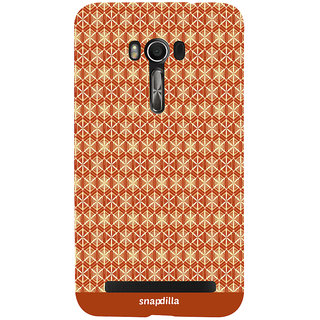 Snapdilla Modern Innovative Best Looking Pattern Simple Different Back Cover For Asus Zenfone Go ZC500TG