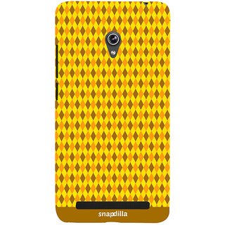 Snapdilla Latest Simple Different Looking Pattern Marvellous Colorful Mobile Case For Asus Zenfone 6 A600CG