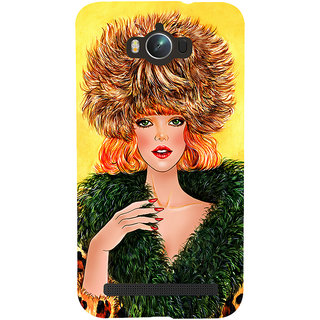 Snapdilla Ultra Modern Trendy Fancy Page 3 Girl Painting Back Cover For Asus Zenfone Max ZC550KL :: Asus Zenfone Max ZC550KL 2016 :: Asus Zenfone Max ZC550KL 6A076IN