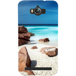 Snapdilla White Beach Sand Awesome Cool Beautiful Scenery Designer Case For Asus Zenfone Max ZC550KL :: Asus Zenfone Max ZC550KL 2016 :: Asus Zenfone Max ZC550KL 6A076IN
