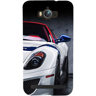 Snapdilla Distinctive Black Texture Unique Sports Car Hd Photo Cell Cover For Asus Zenfone Max ZC550KL :: Asus Zenfone Max ZC550KL 2016 :: Asus Zenfone Max ZC550KL 6A076IN