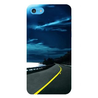 Snapdilla Heavenly Blue Sky Beach Side Ride Scenic Beautiful Phone Case For Apple IPod Touch 6