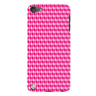 Snapdilla Pink Background Diamond Sequence Ideal Decent Girly Back Cover For Apple IPod Touch 5