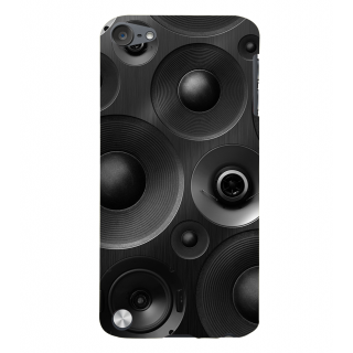 Snapdilla Good Looking Party Theme Sound Systems Rocking Music Lovers 3D Print Cover For Apple IPod Touch 5