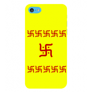 Snapdilla Hindu Religious Buddhism Symbol Of Auspiciousness And Luck Swastika Cell Cover For Apple IPod Touch 6