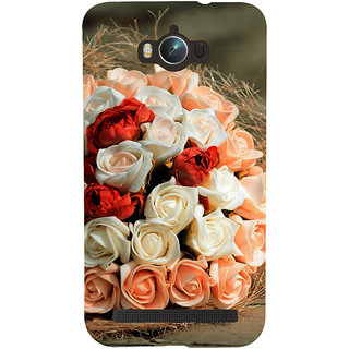 Snapdilla Impressive Radiant Beautiful Rose Flowers Bouquet 3D Print Cover For Asus Zenfone Max ZC550KL :: Asus Zenfone Max ZC550KL 2016 :: Asus Zenfone Max ZC550KL 6A076IN