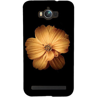 Snapdilla Black Background Classic Chrysanth Sun Flower Amazing Branded 3D Print Cover For Asus Zenfone Max ZC550KL :: Asus Zenfone Max ZC550KL 2016 :: Asus Zenfone Max ZC550KL 6A076IN