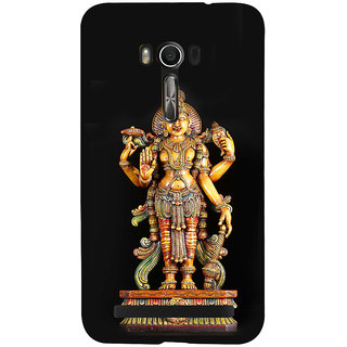 Snapdilla Hindu Religious Lord Vishnu Spiritual Devotional Idol Deity Designer Case For Asus Zenfone Go ZC500TG