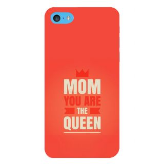 Snapdilla Awesome Mom You Are The Queen Quote Lovely Mothersday Womens Day Gift Mobile Case For Apple IPod Touch 6