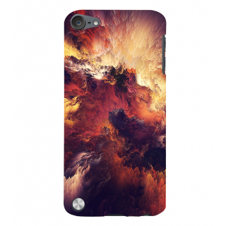Snapdilla Sunset Theme Colorful Artistic Animation Hd Photography Painting Cell Cover For Apple IPod Touch 5